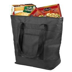 Insulated Grocery Bag X-Large 10 Gallon Capacity Vacation Co