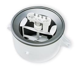 KitchenAid KICA0WH 2 Quart Ice Cream Maker Stand Mixer Attac