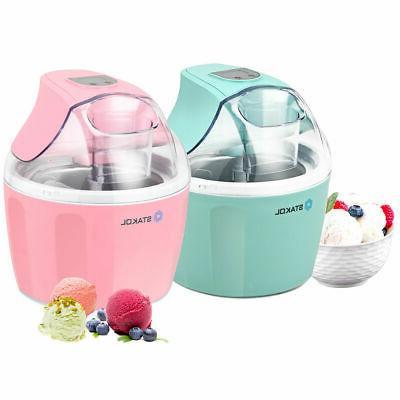 1 5 quart automatic ice cream maker