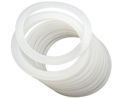10 pack platinum silicone sealing rings gaskets