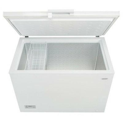 Chest Freezer Defrost in