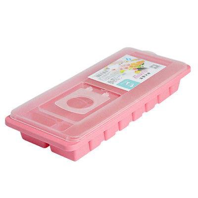 16 Cavity Ice Tray Box Cover Drink