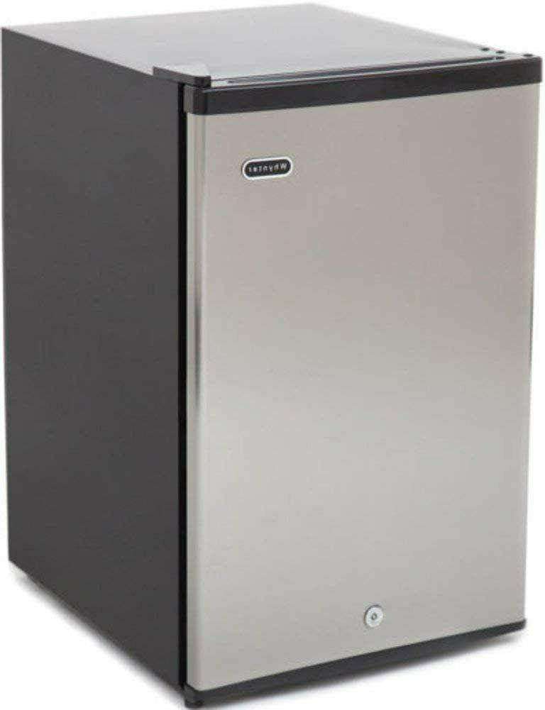 2 1 cubic feet upright freezer stainless