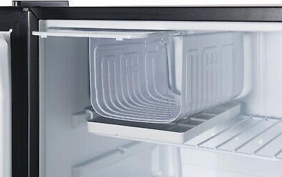 Galanz Cu Single Door Freezer Conpact Small Steel