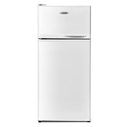 Costway 3.4 2 Refrigerator