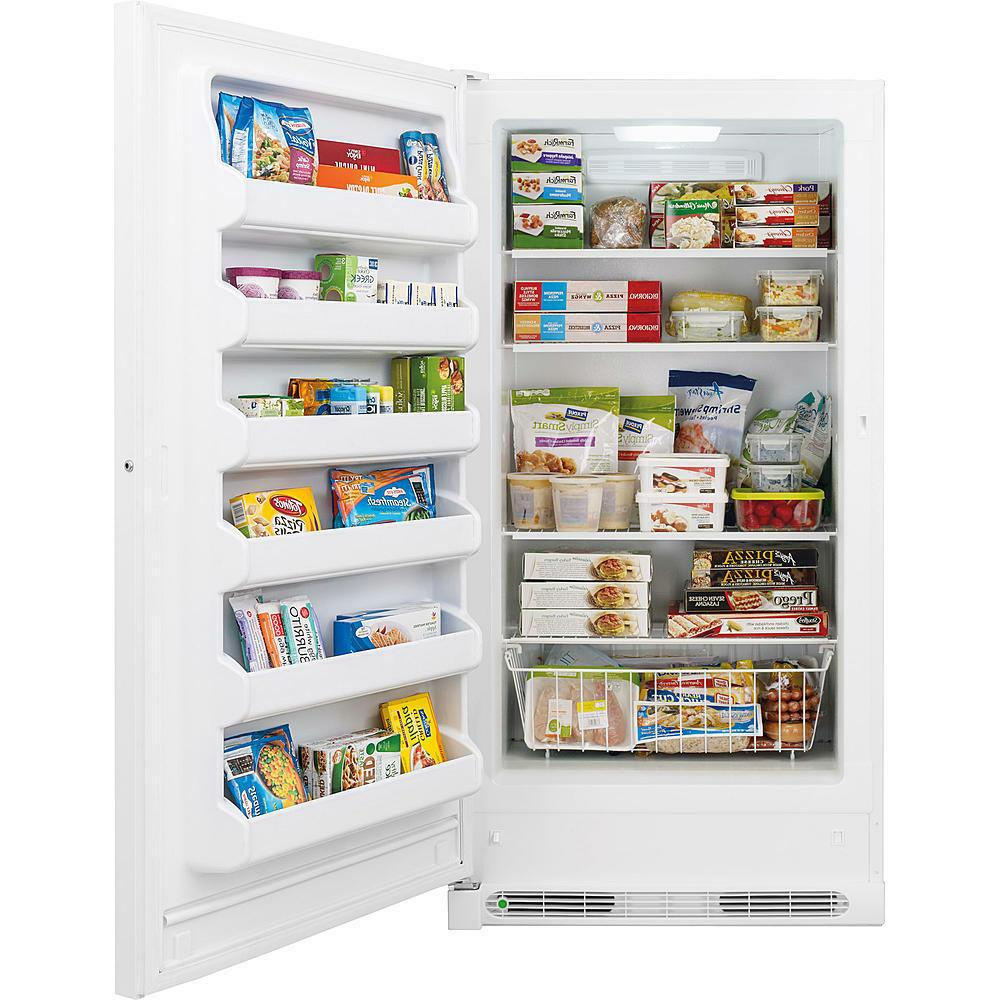 20 2 cubic foot upright freezer