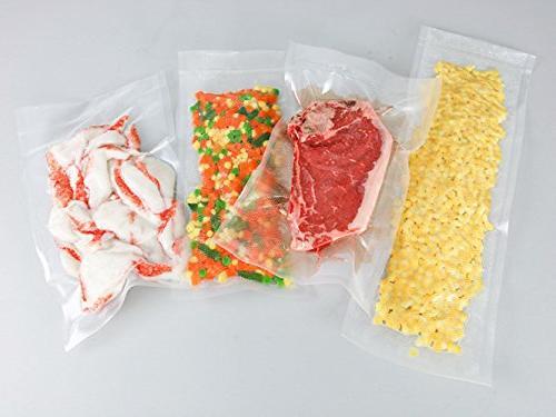 Storage Size 8 x Inch Food Meal Free, Grade Bag