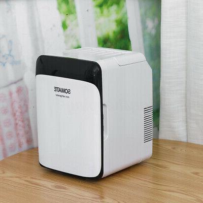 220V 10L Mini Fridge Refrigerator Home Office