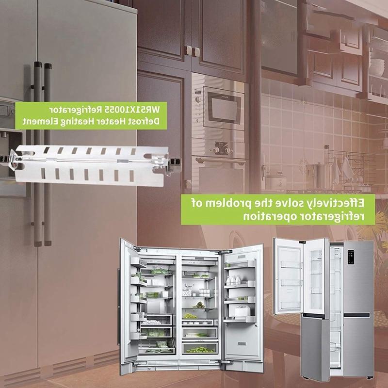 2PCS Heaters Refrigerator Kenmore GE Universal <font><b>Freezer</b></font>