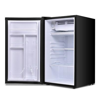 3.2 Compact Mini Small Fridge Freezer