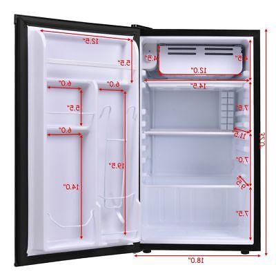 3.2 Mini Dorm Small Freezer