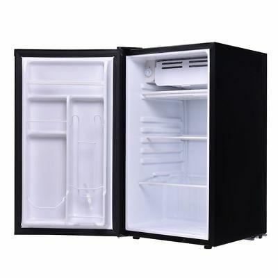3.2 Cu.Ft. Mini Dorm Small Fridge Freezer Door
