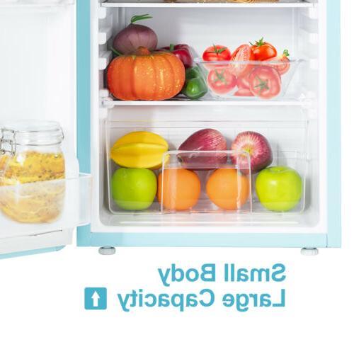 3.2 Mini Refrigerator Eco-friendly w/Chilling Box