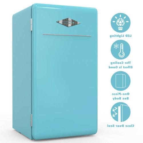 3 2 cu ft retro mini refrigerator