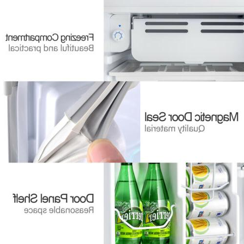 Compact Freezer Home Dorm 3.2 Cu.ft