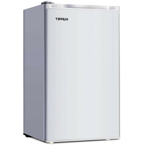3.2 CU.FT Mini Refrigerator Fridge Compact Freezer Freestand