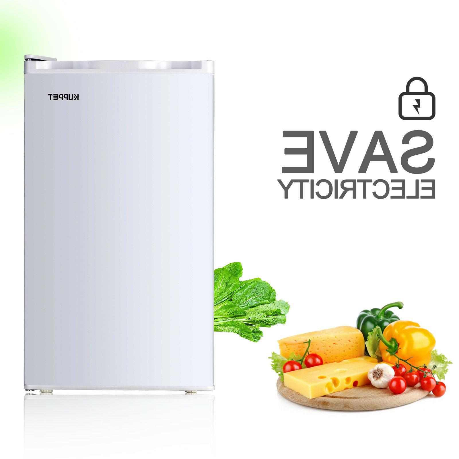 Compact Refrigerator Freezer 3.2 White