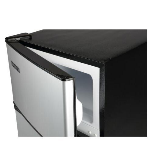 Compact Refrigerator Home Fridge 3.2