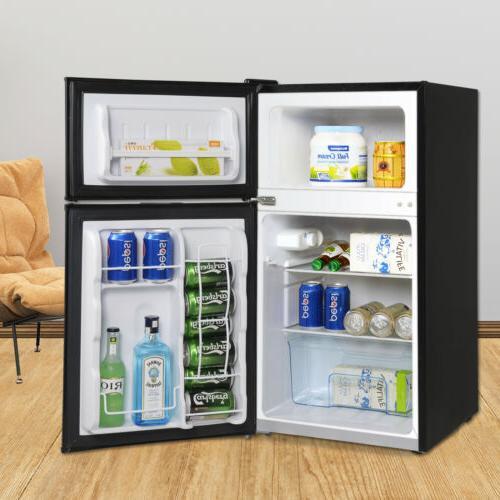 3.2 Ft Steel Doors Refrigerator