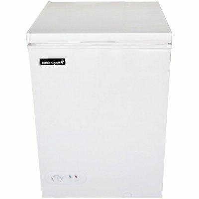 Magic 3.5 Ft. Chest Freezer White