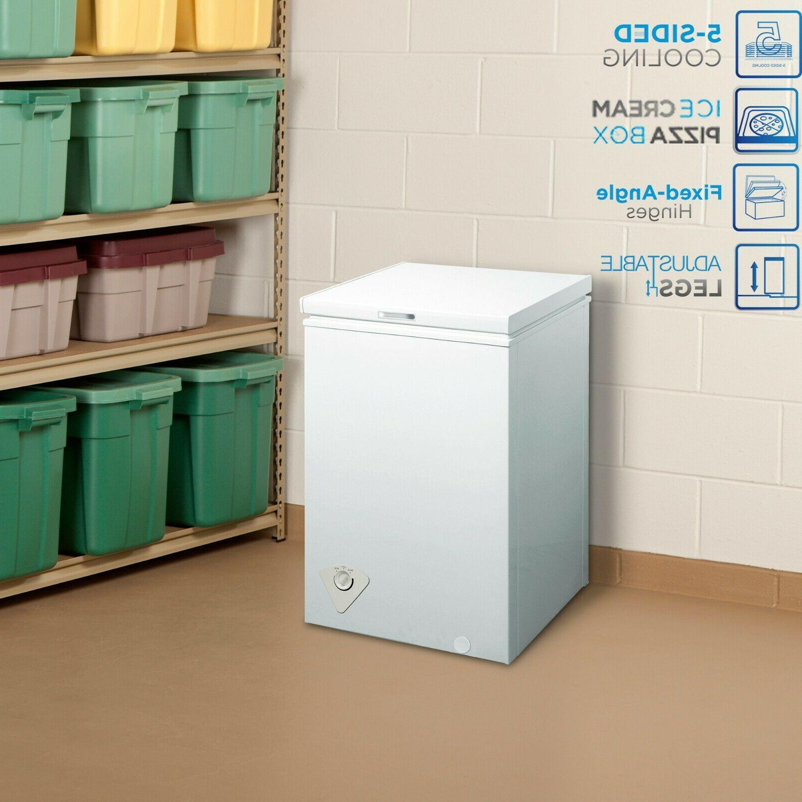 Chest Freezer - White -