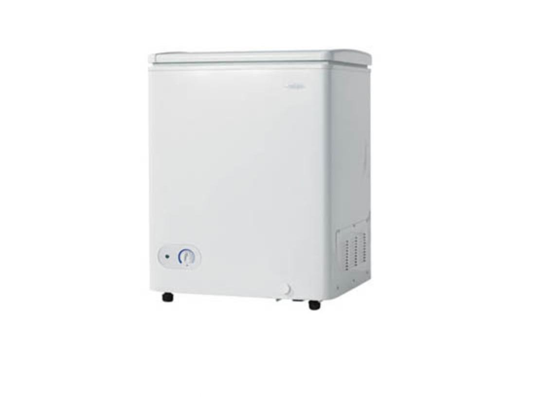 3 8 cu ft chest freezer white