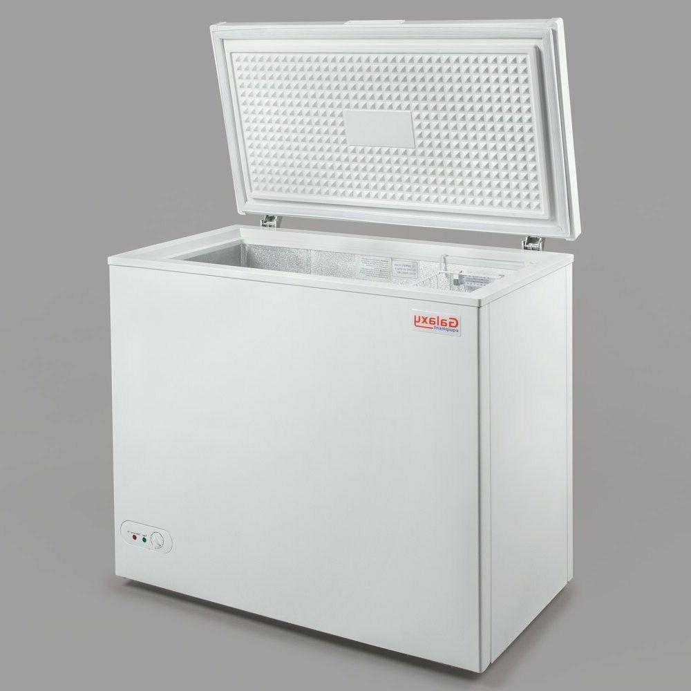 "30 3/8"" Cu. Ft. White Freezer - 115 Volt"