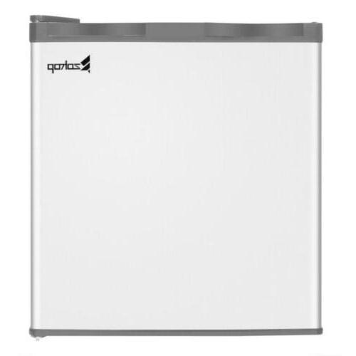 ZOKOP Fridge Freezer Upright Small Refrigerator OFP