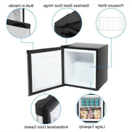 ZOKOP Fridge Freezer Refrigerator