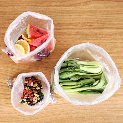 350 Clear Plastic On Roll Kitchen Storage