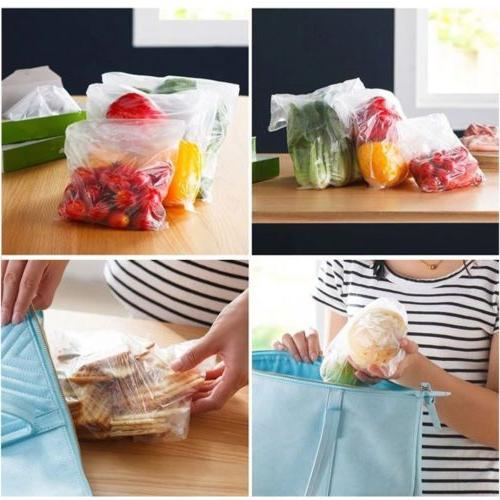 350 Bags / Plastic Clear on Fruit Vegetable