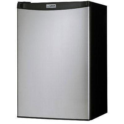 4 4 cubic feet compact sized refrigerator