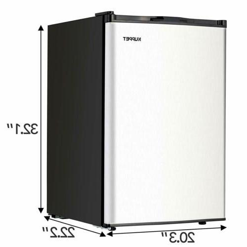 4.6 Compact Fridge Black