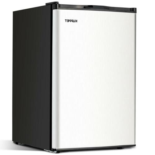4.6 CU.FT. Compact Fridge Black &