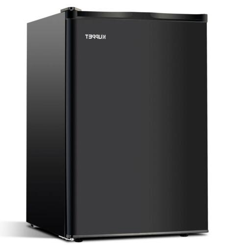 4.6 CUFT Mini Refrigerator Compact Fridge Freezer Freestandi