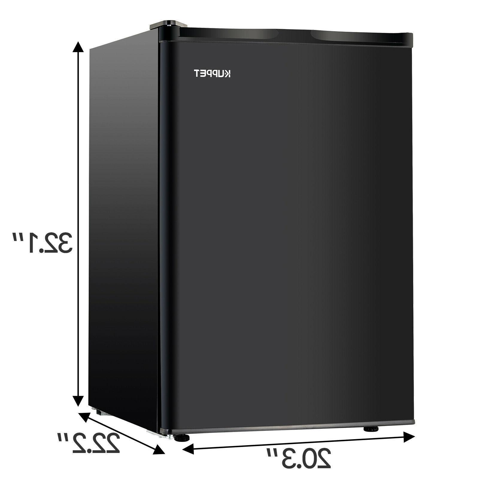 4.6 Fridge w/ Top Refrigerator Freestanding