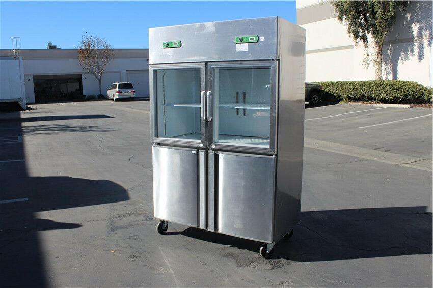 4 Refrigerator Combo RG32 Restaurant Equipment