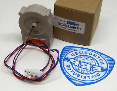 4681jb1027c for lg refrigerator freezer fan motor
