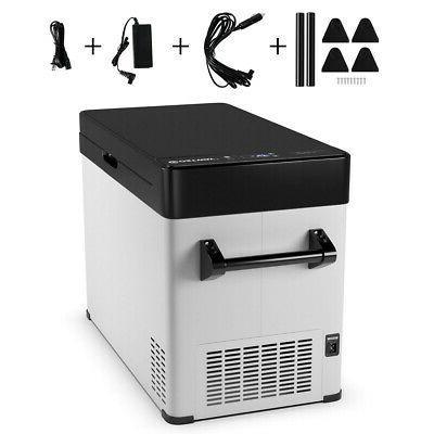 53 Portable Car Refrigerator/Freezer Camping