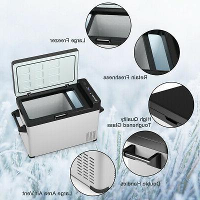 53 Portable Car Cooler Compressor Camping
