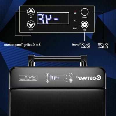 53 Portable Car Cooler Refrigerator/Freezer Camping