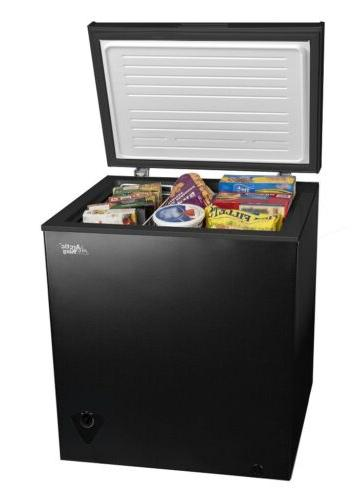 5cu ft chest freezer