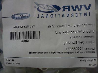 VWR 66008-284 TEMPERATURE FREEZER 2.0 ml SELF STANDING #150
