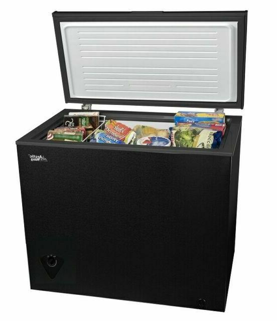 Arctic ARC070S0ARBB cu.ft. Freezer Black