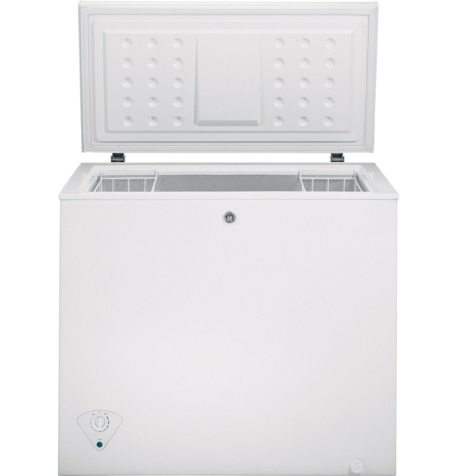 7 cu ft gara ready chest freezer