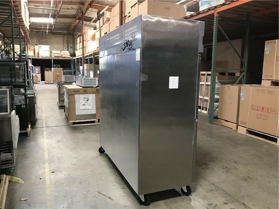 """72"""" Commercial 6 Door Refrigerator Freezer In NEW"""