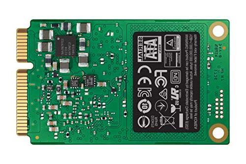 Samsung 860 mSATA Internal