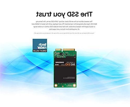 Samsung mSATA Internal SSD