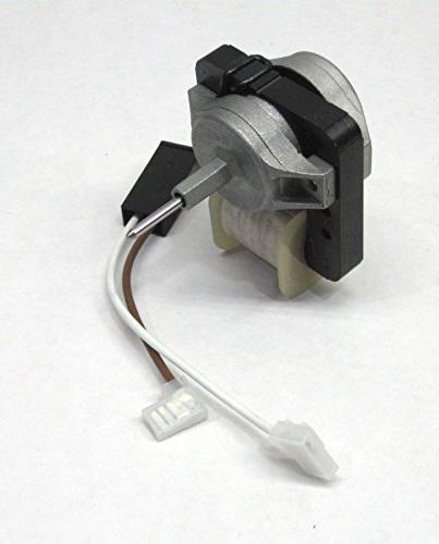 4389144 2188303 921541 AH557957 AP3137520 EA557957 New Freezer Evaporator Fan Motor fit for Kenmore Magic Chef Shaft