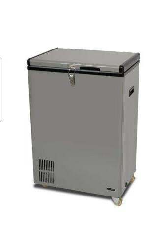 95 qt portable fridge freezer fm 951gw
